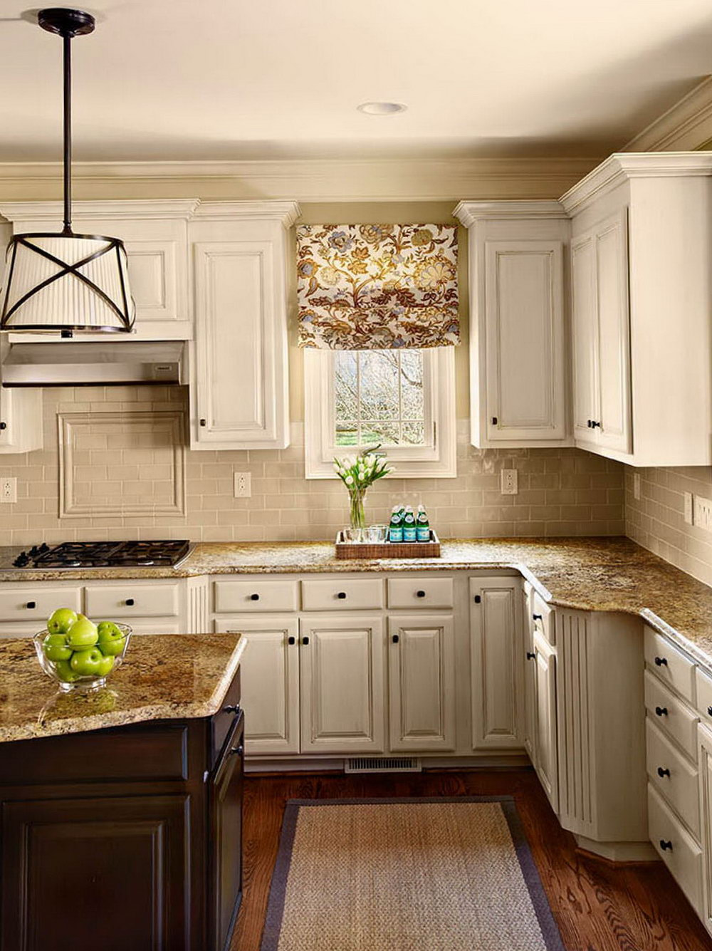 Different Colors Of Kitchen Cabinets