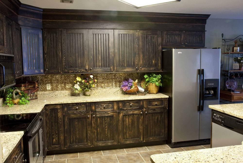 Diy Refacing Kitchen Cabinets Ideas