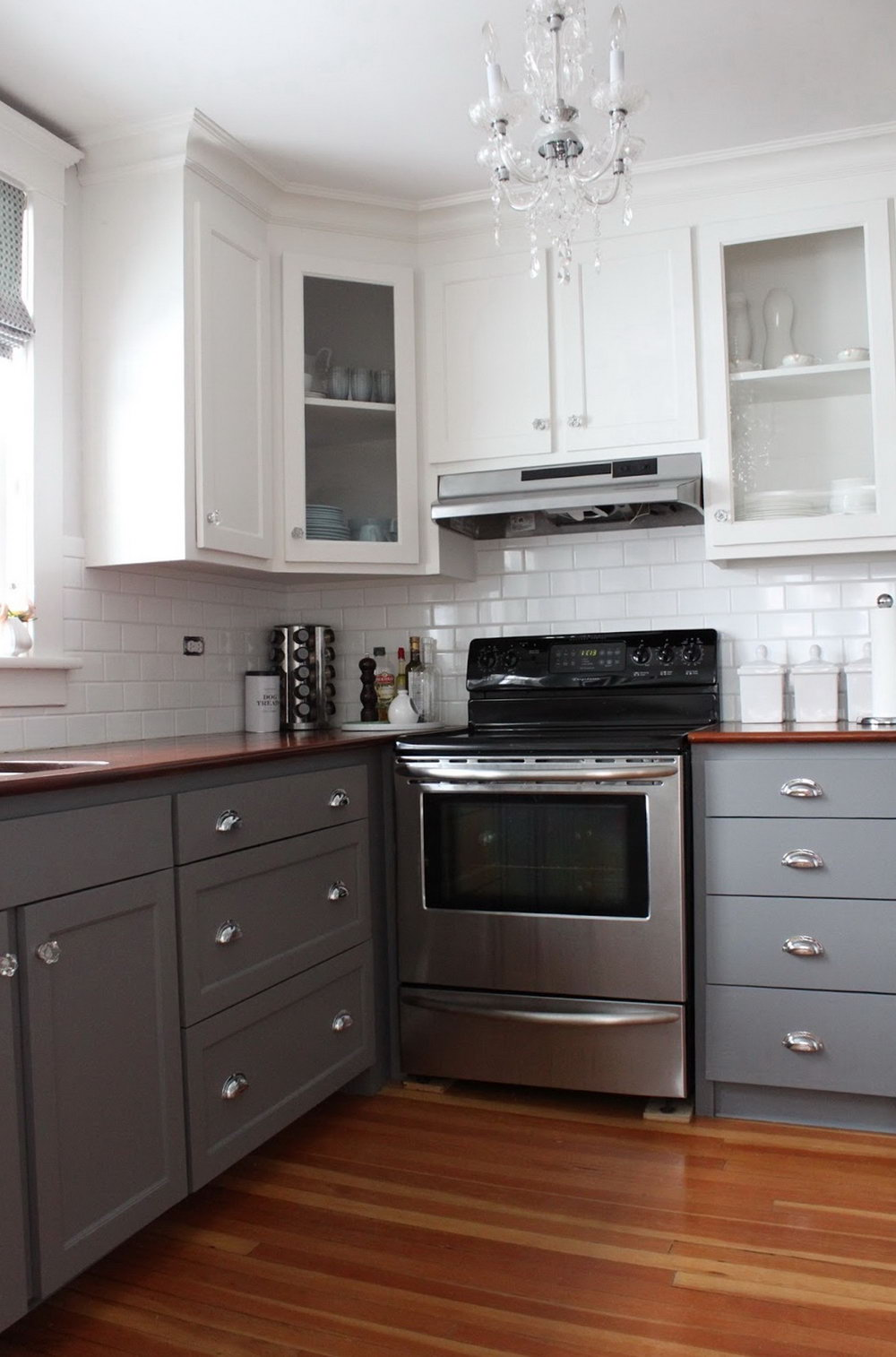 Easiest Way To Paint Kitchen Cabinets White
