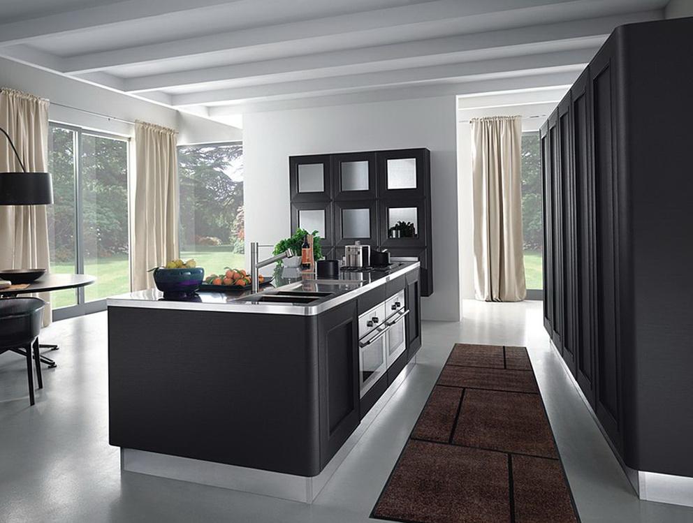 Elegant Kitchen Cabinets Designs