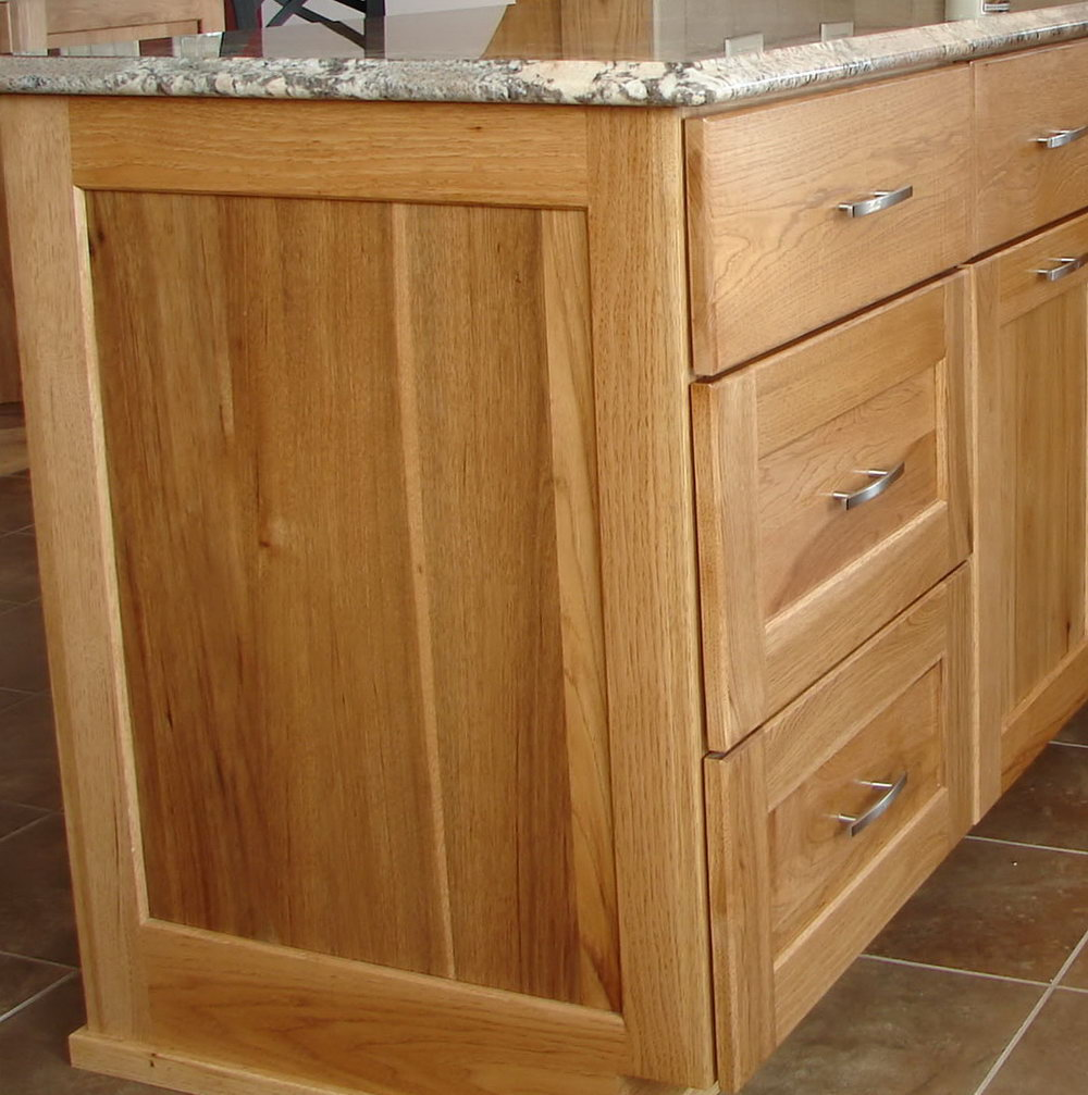 End Kitchen Cabinet Ideas