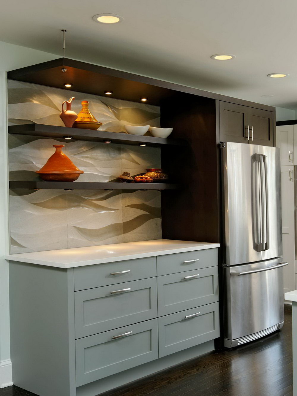 Floating Kitchen Cabinets Ikea