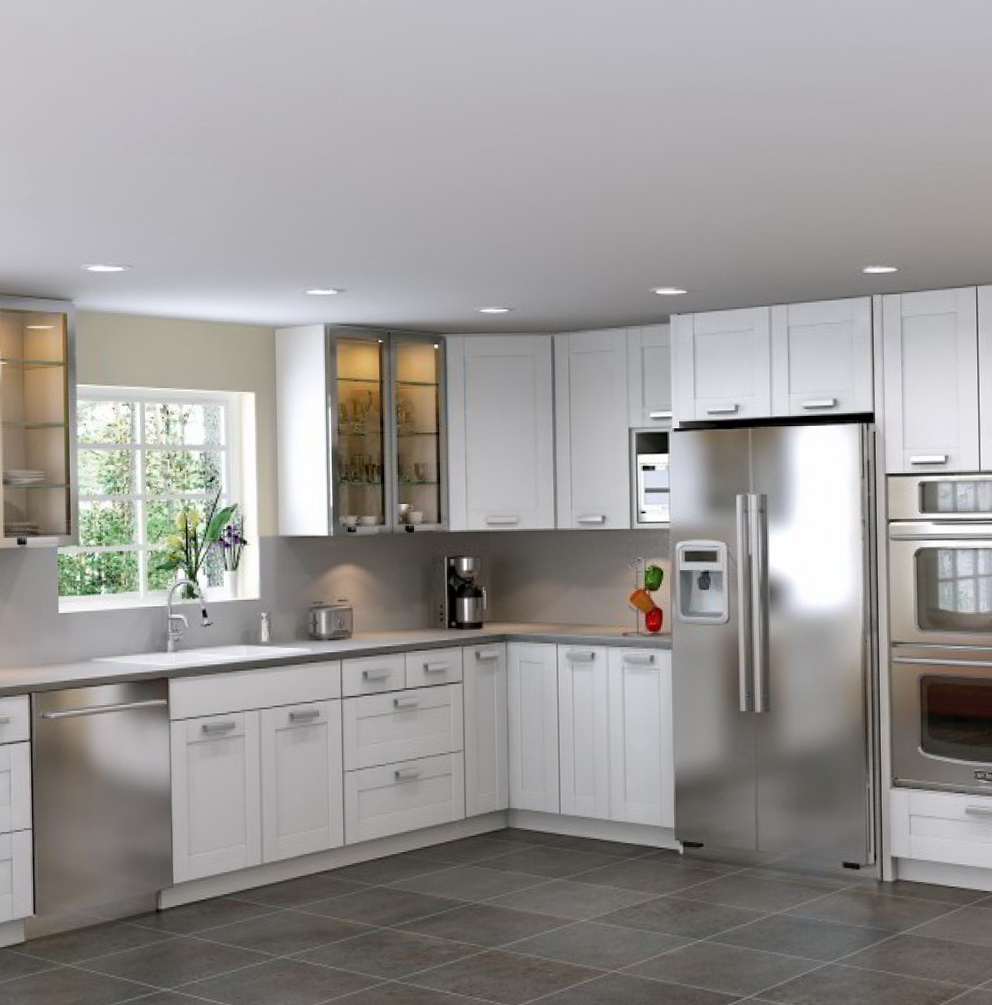 Floor To Ceiling Kitchen Cabinets Uk