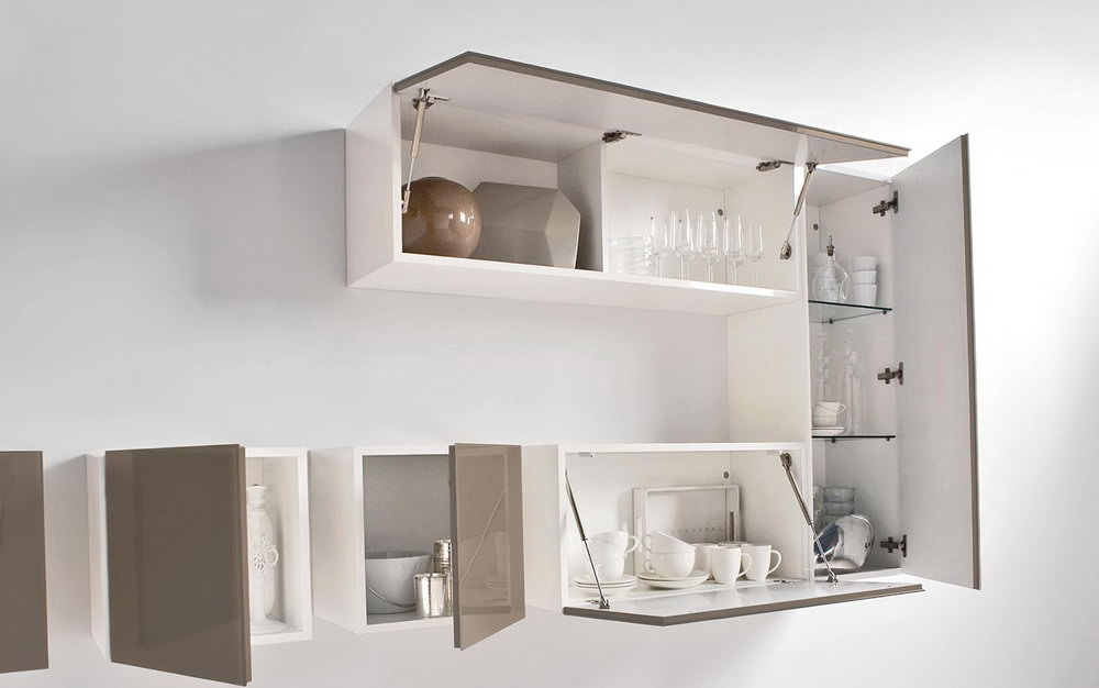 Horizontal Handles Kitchen Cabinets
