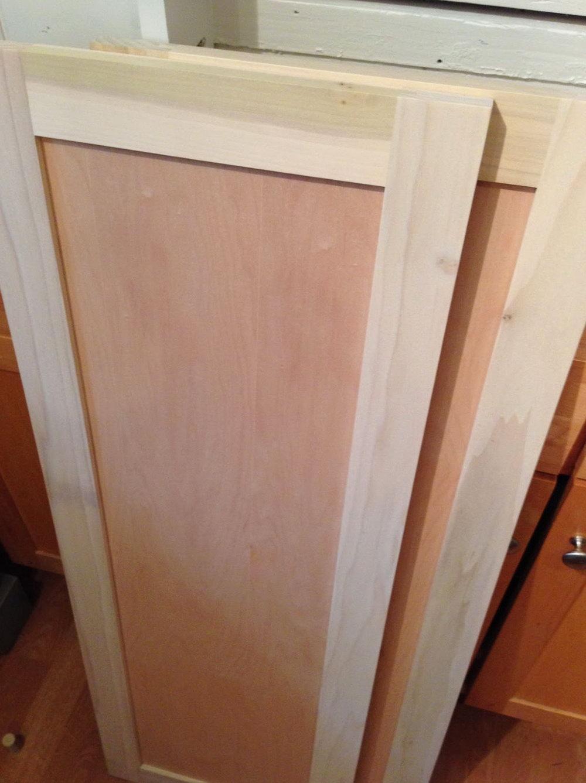 How To Make A Kitchen Cabinet Door