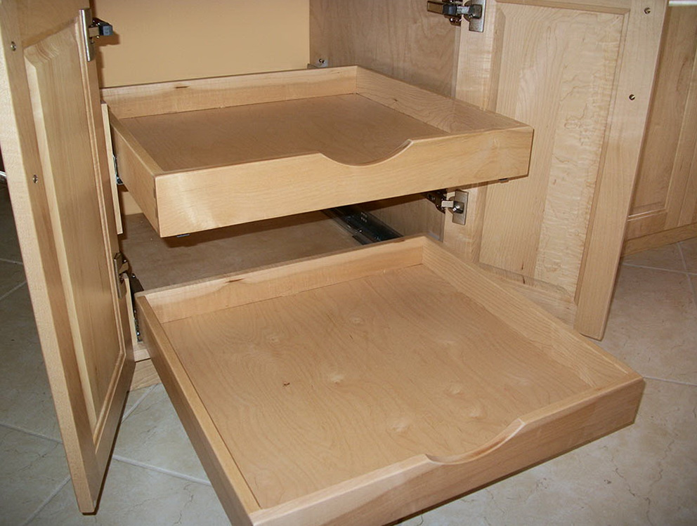 How To Make A Kitchen Cabinet Drawer