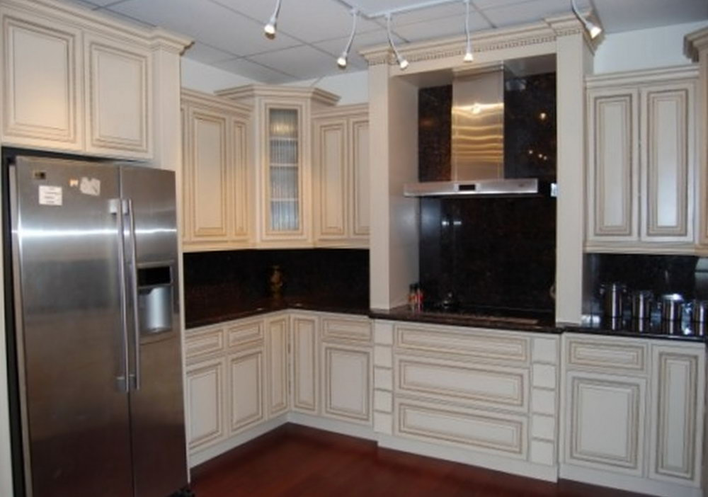 How To Paint Oak Kitchen Cabinets Colors