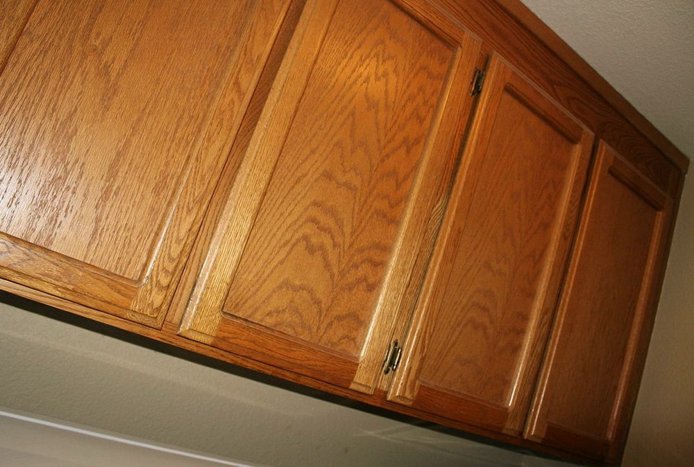 How To Sand Kitchen Cabinets Before Staining