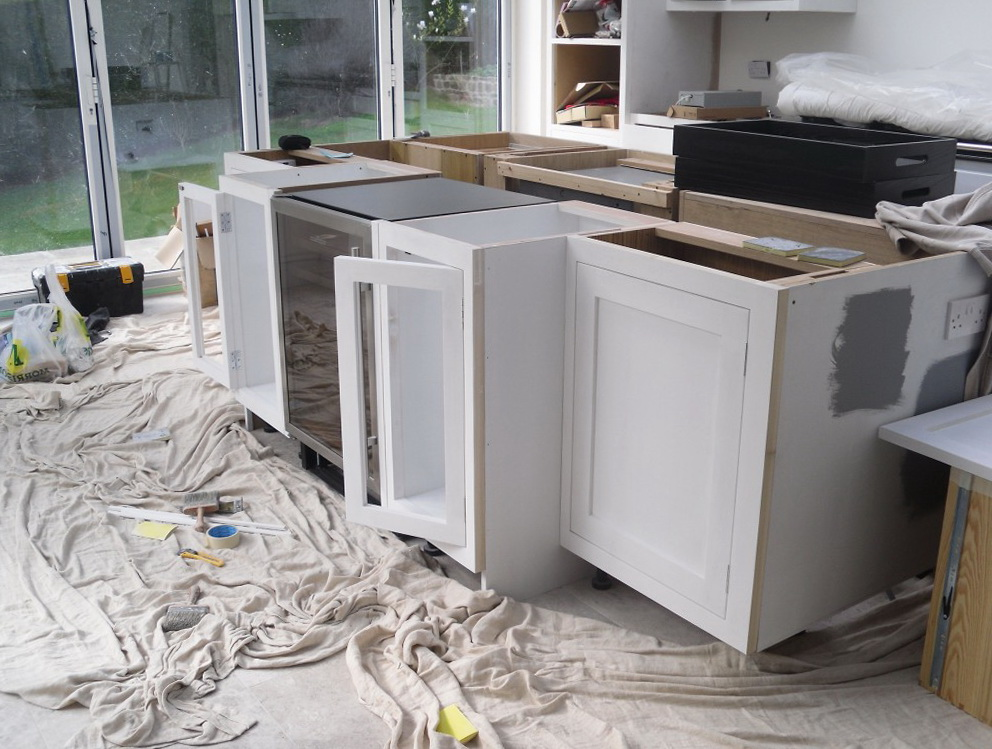 How To Strip Kitchen Cabinets Of Paint