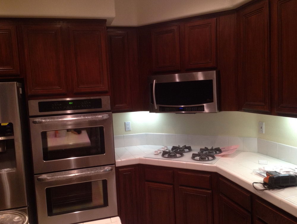 How To Strip Kitchen Cabinets Of Varnish