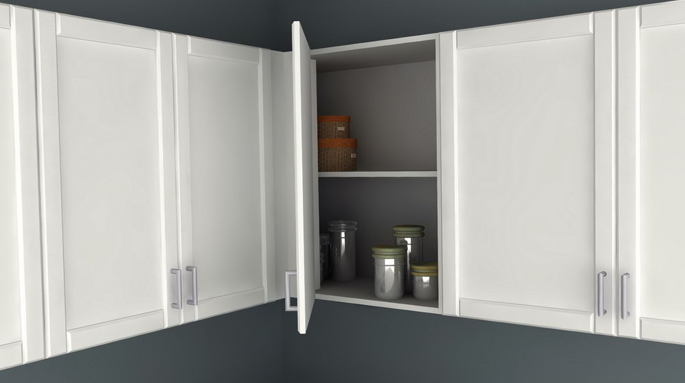 Ikea Corner Kitchen Cabinet Dimensions
