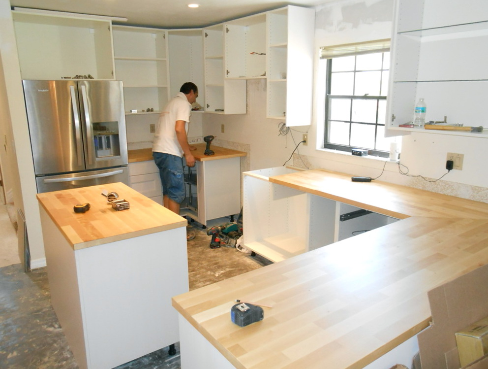 Ikea Kitchen Cabinet Installation Guide