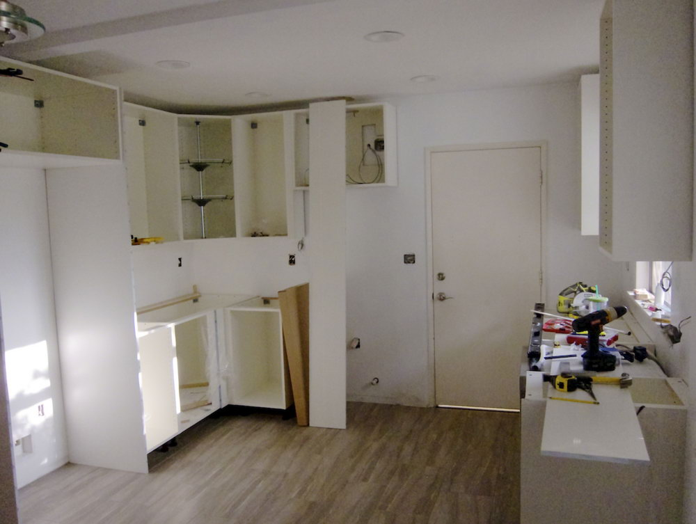 Ikea Kitchen Cabinet Installation Service