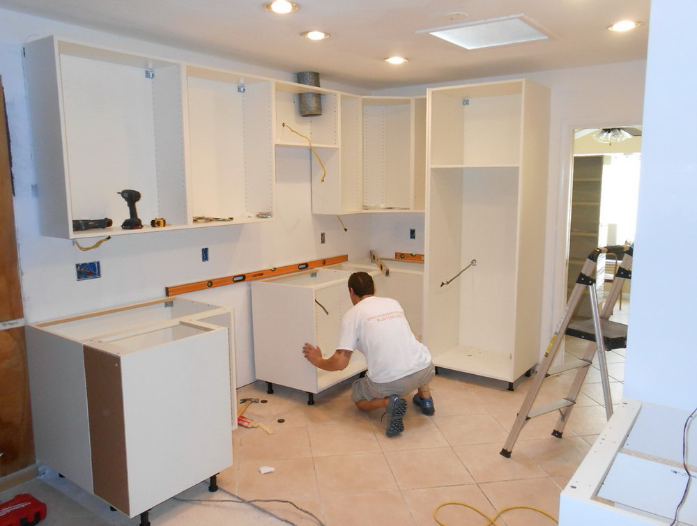 Ikea Kitchen Cabinets Installation Contractors