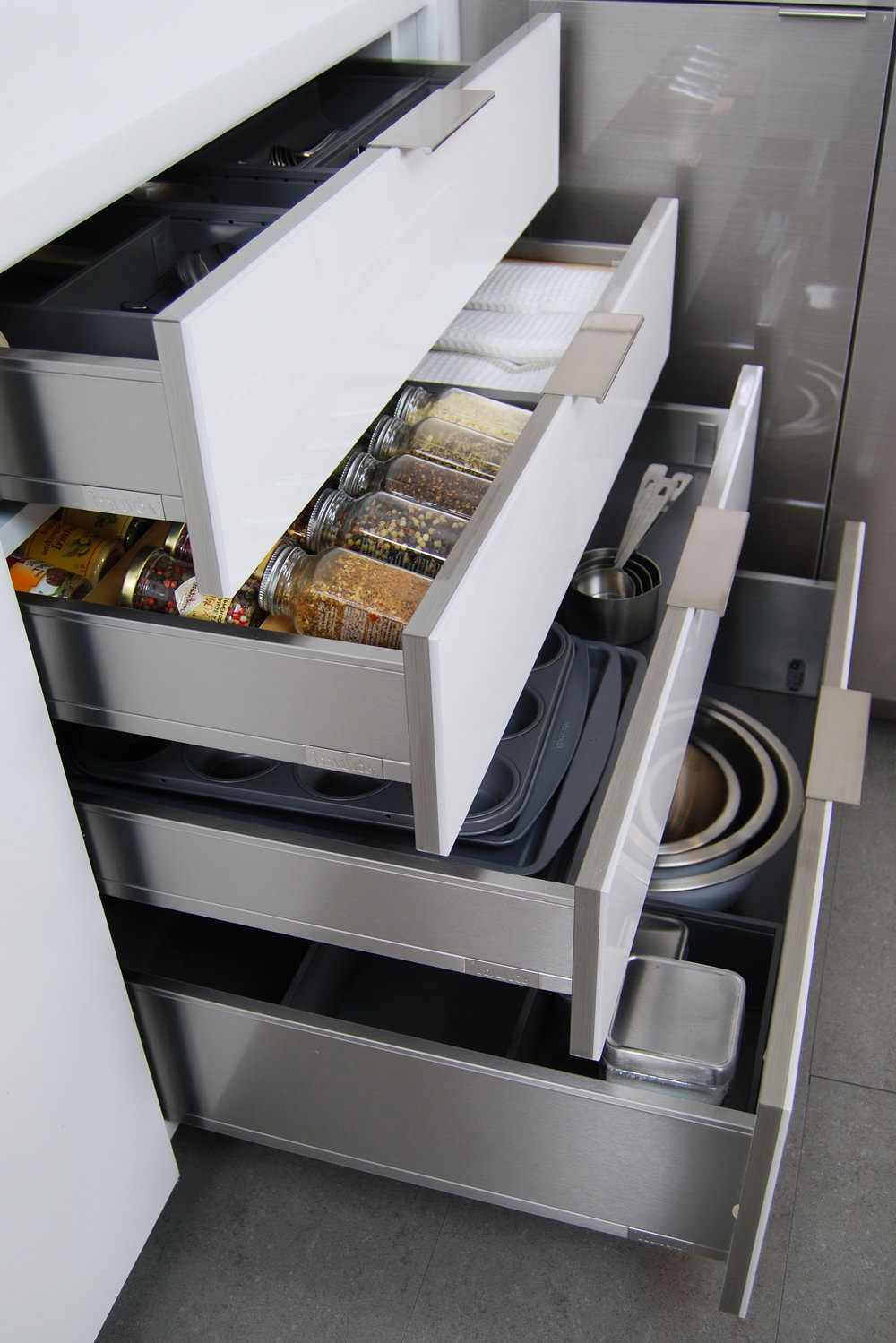 Kitchen Cabinet Boxes Only