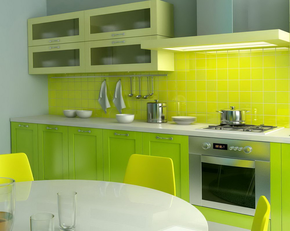 Kitchen Cabinet Combination Colors