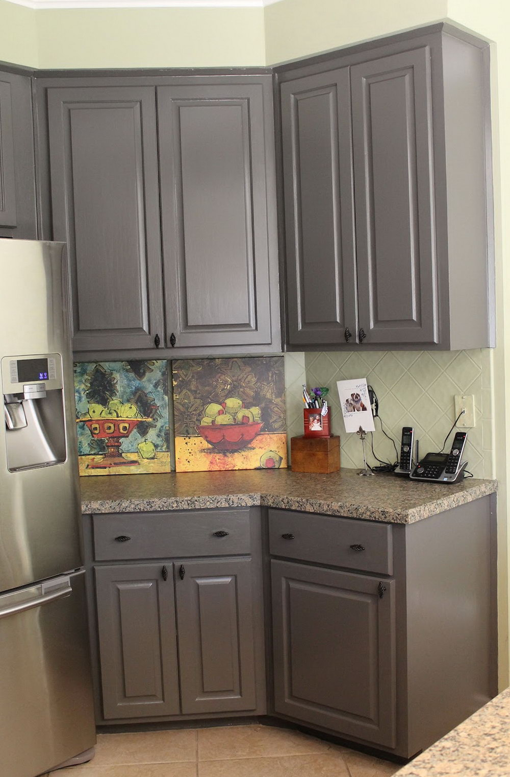 Kitchen Cabinet Combination