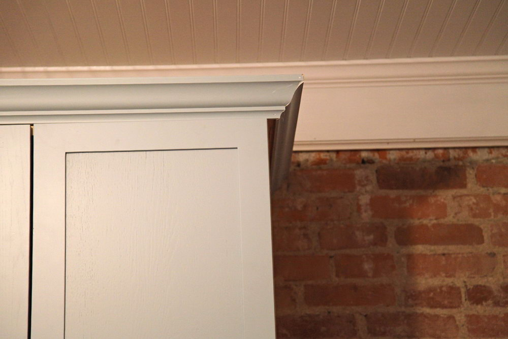 Kitchen Cabinet Crown Moulding