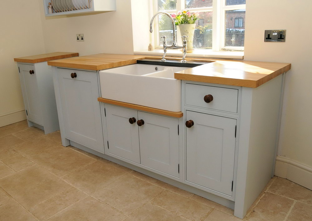 Kitchen Cabinet Desk Units
