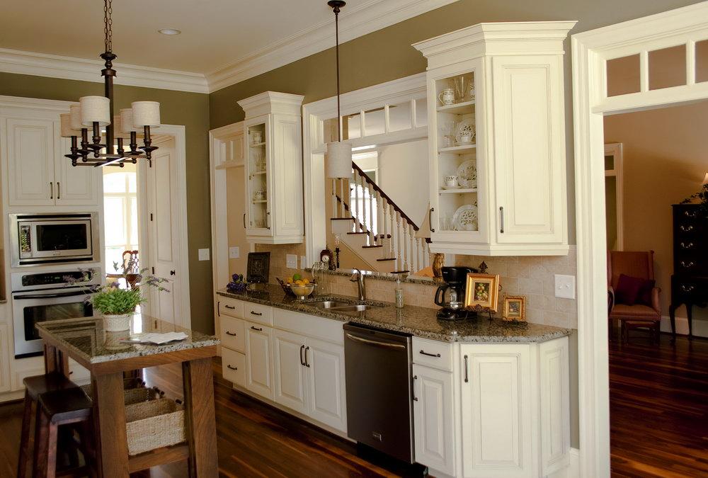 Kitchen Cabinet End Shelf