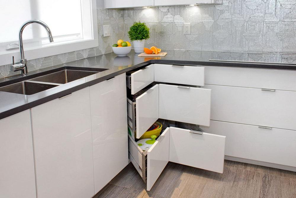 Kitchen Cabinet Lazy Susan Alternatives