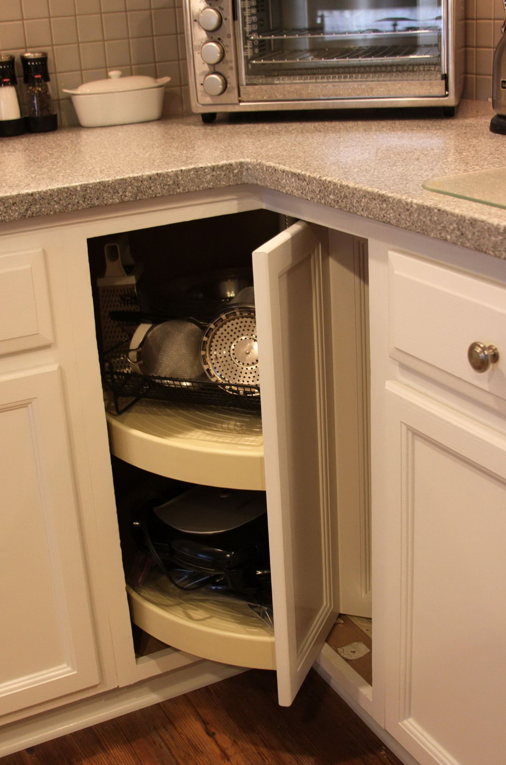 Kitchen Cabinet Lazy Susan Hardware