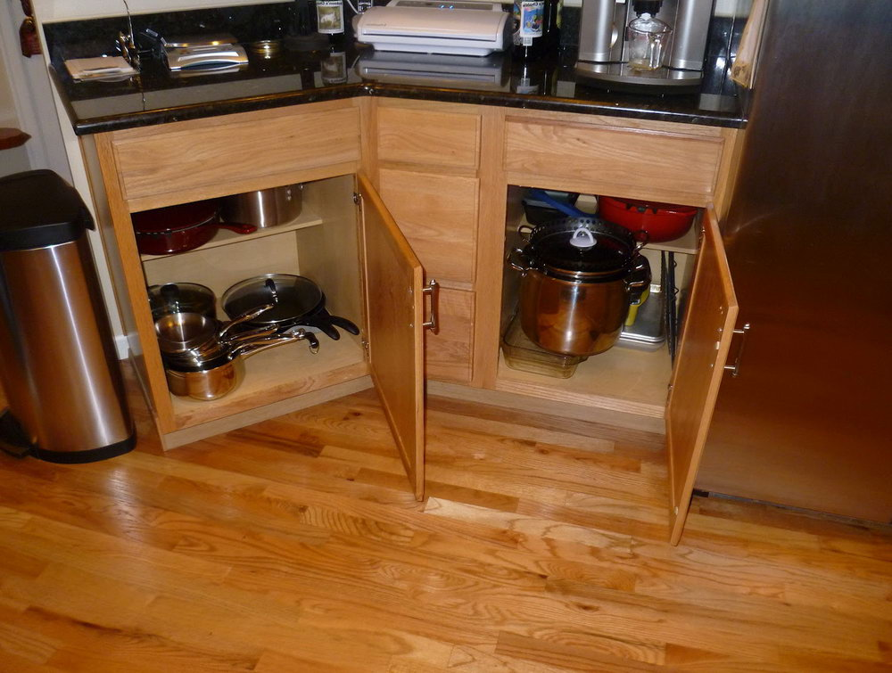 Kitchen Cabinet Lazy Susan Repair