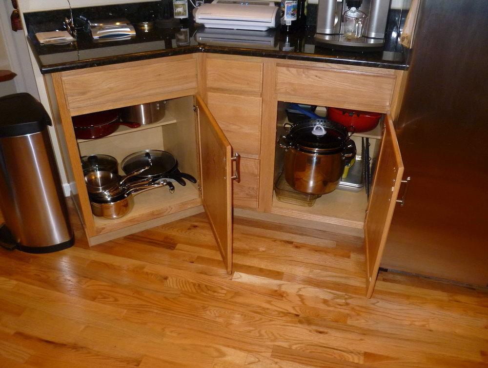 Kitchen Cabinet Lazy Susan Repair