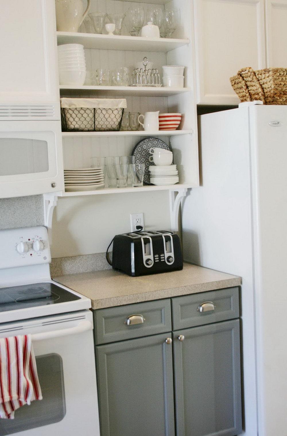 Kitchen Cabinet Makeovers Photos