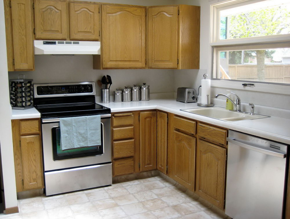 Kitchen Cabinet Makeovers With Paint