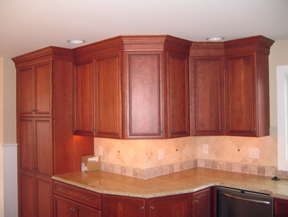 Kitchen Cabinet Moulding Ideas