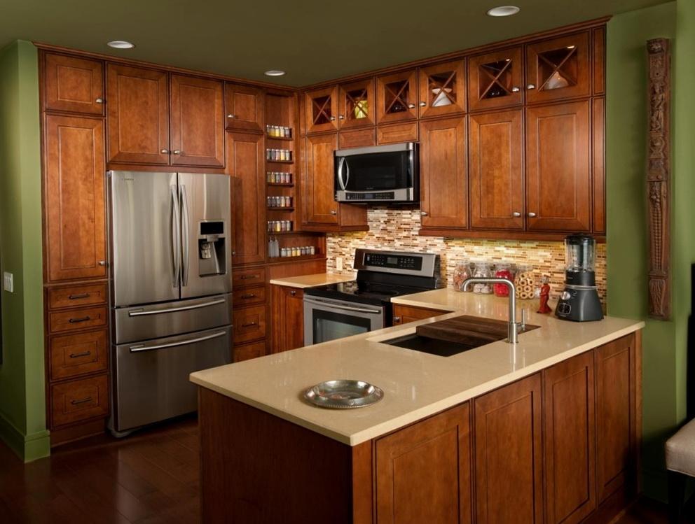 Kitchen Cabinet Redo Pinterest
