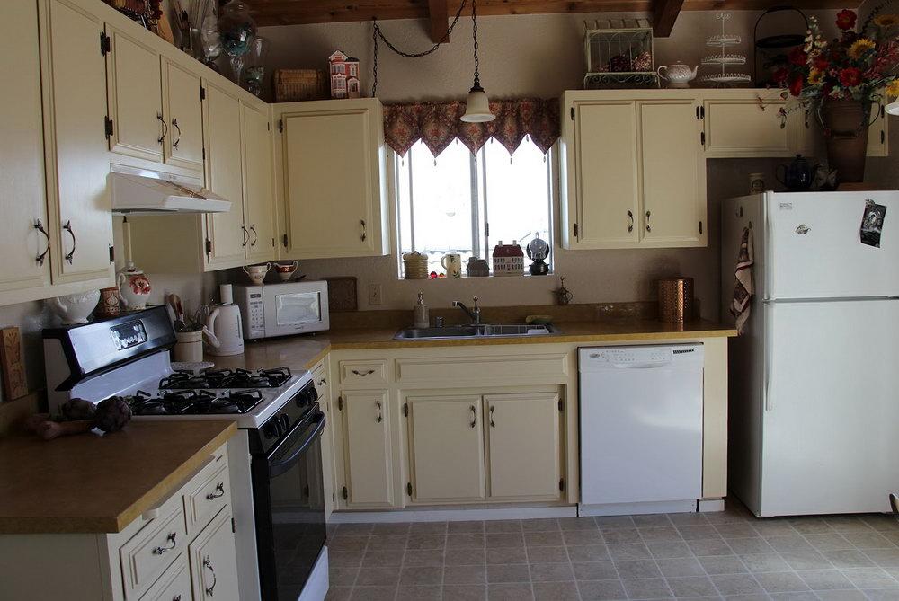 Kitchen Cabinet Redooring