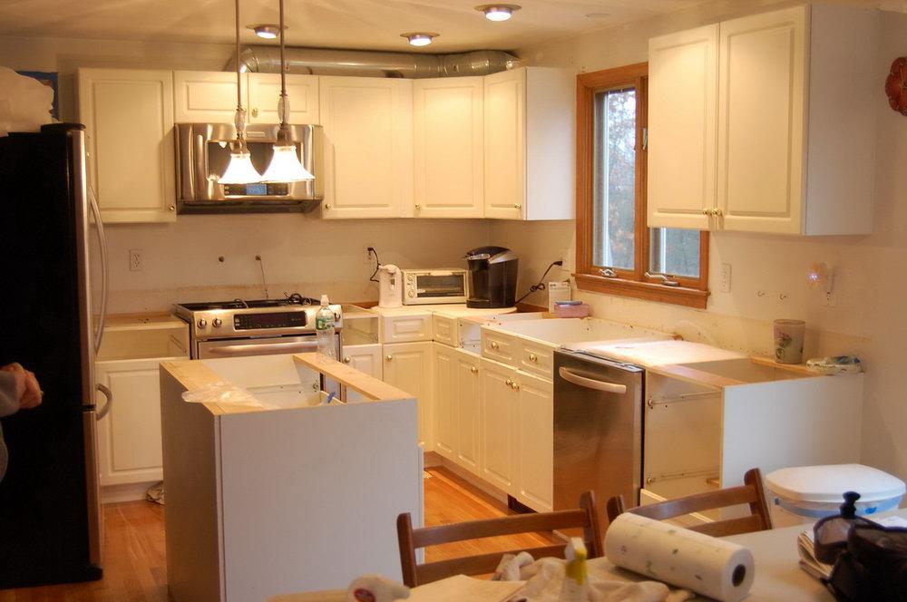 Kitchen Cabinet Reface Diy