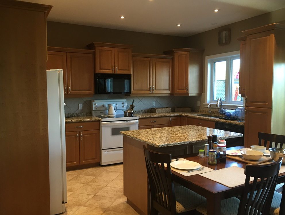 Kitchen Cabinet Refinishing Kitchener Waterloo