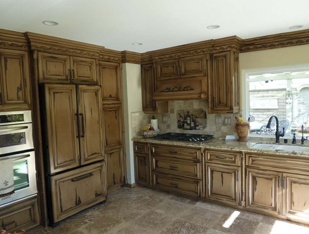 Kitchen Cabinet Repainting Cost