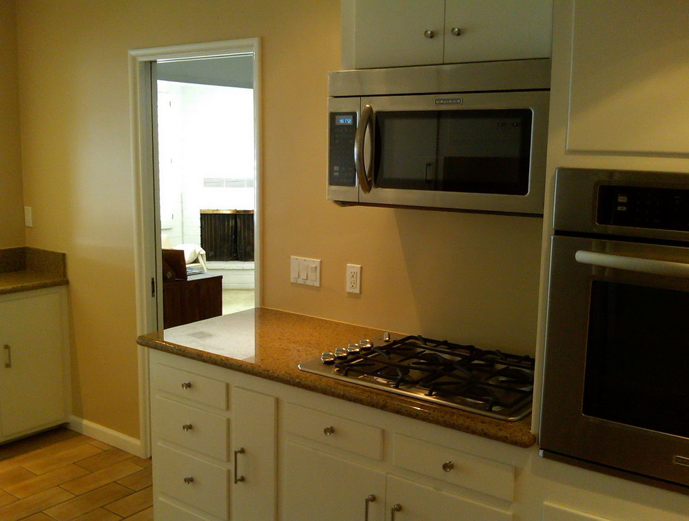 Kitchen Cabinet Repainting Ideas