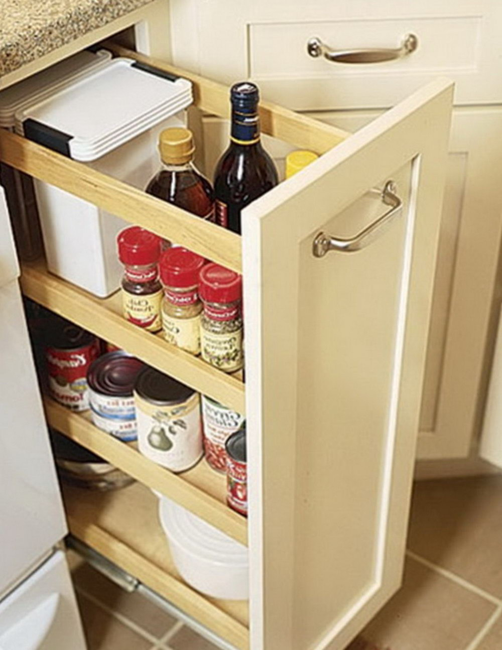 Kitchen Cabinet Roll Out Shelves