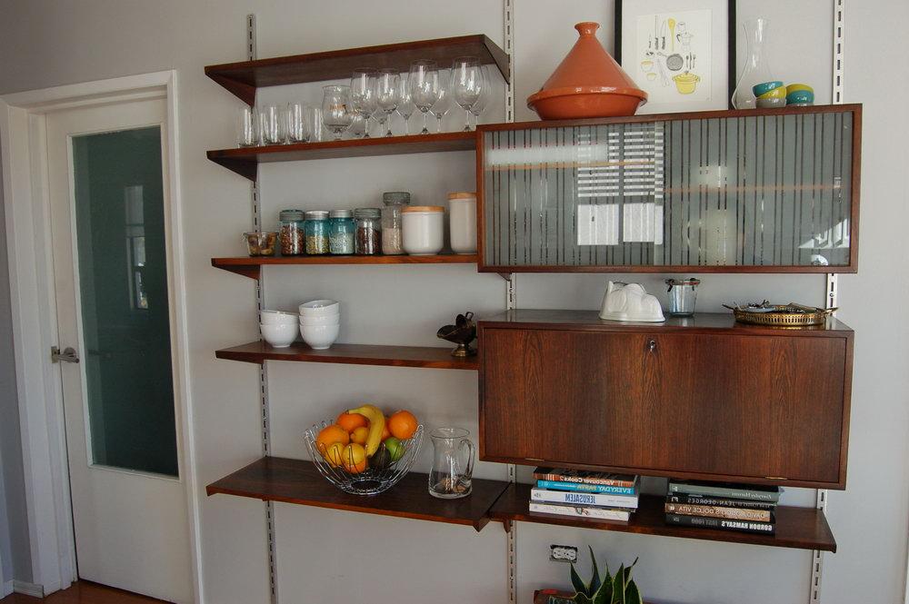 Kitchen Cabinet Shelving Brackets