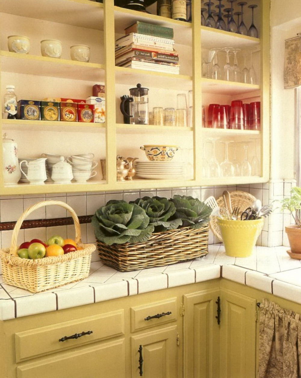Kitchen Cabinet Shelving Ideas