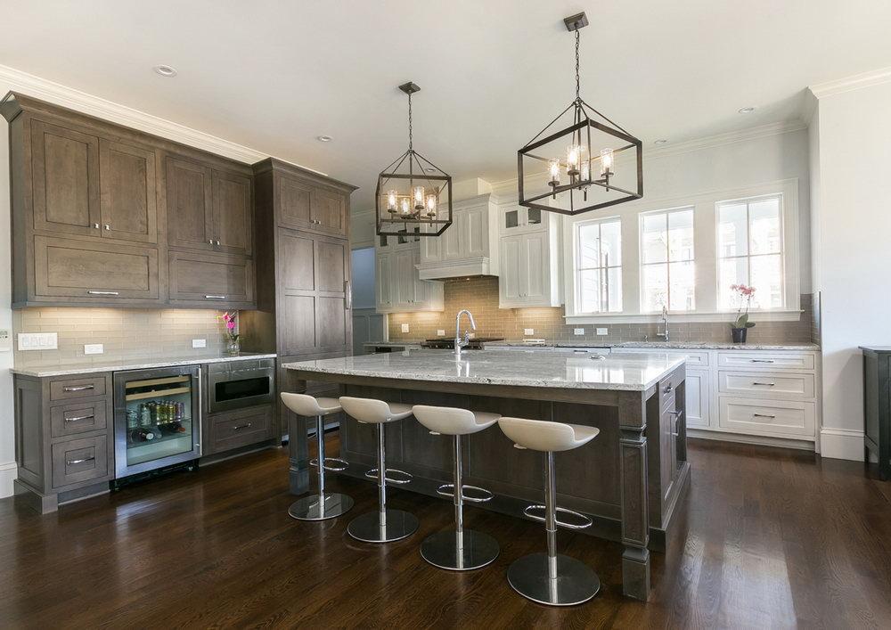 Kitchen Cabinet Showroom Ideas