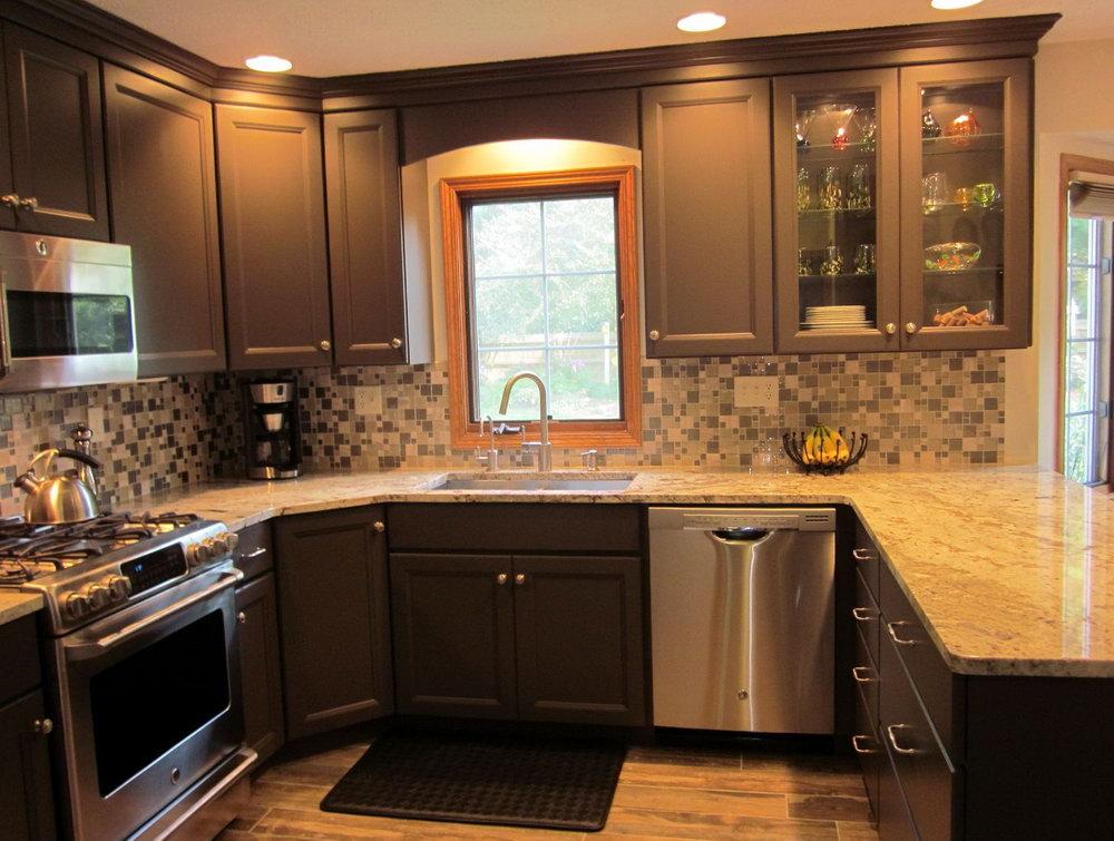 Kitchen Cabinet Valance Ideas