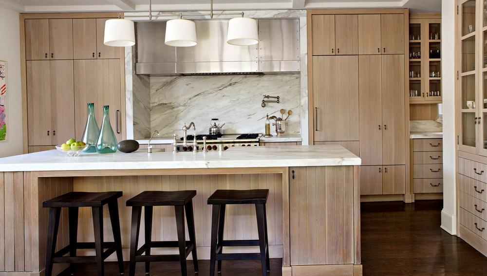 Kitchen Cabinet Wood Colours