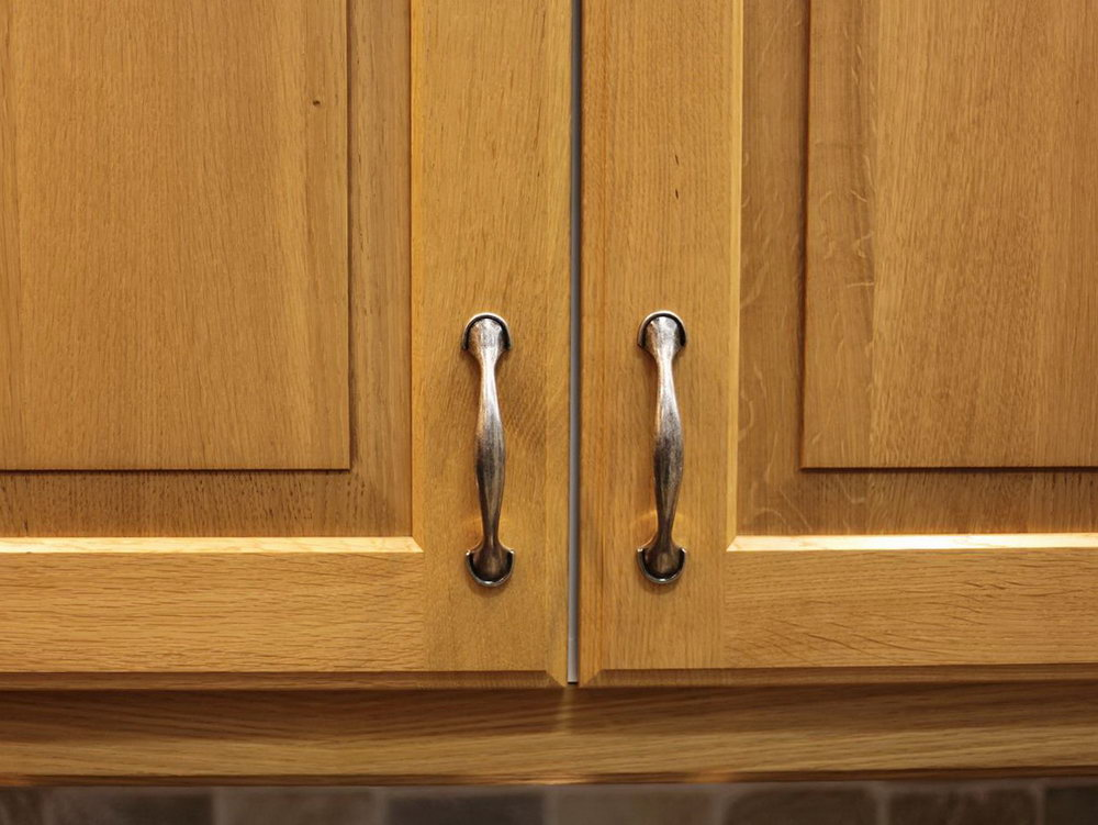 Kitchen Cabinet Wood Handles