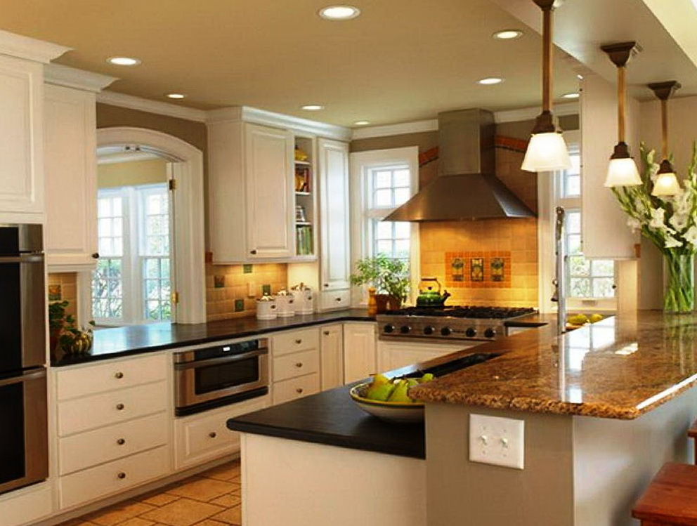 Kitchen Cabinets Color Combo