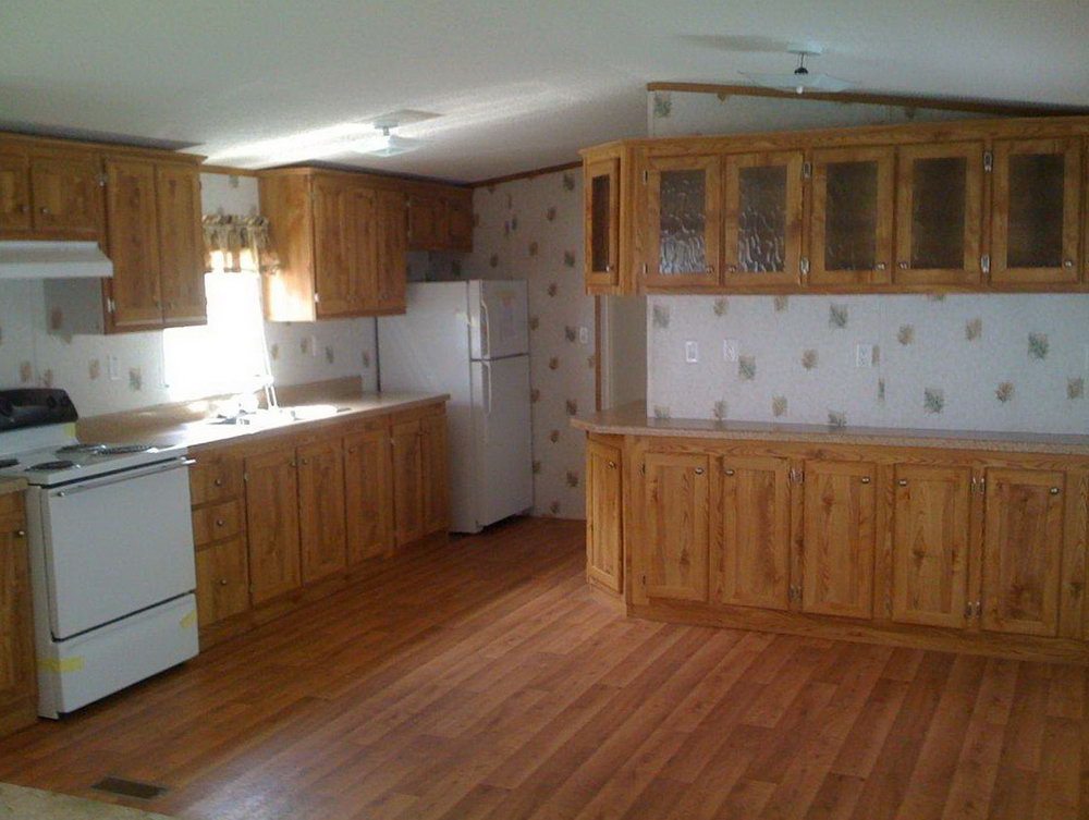 Kitchen Cabinets For Trailer Homes