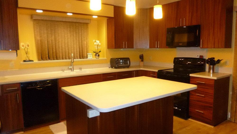 Kitchen Cabinets Honolulu Hawaii