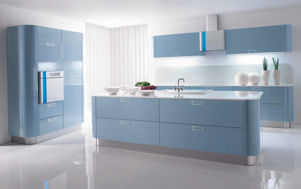 Kitchen Cabinets Inside Design
