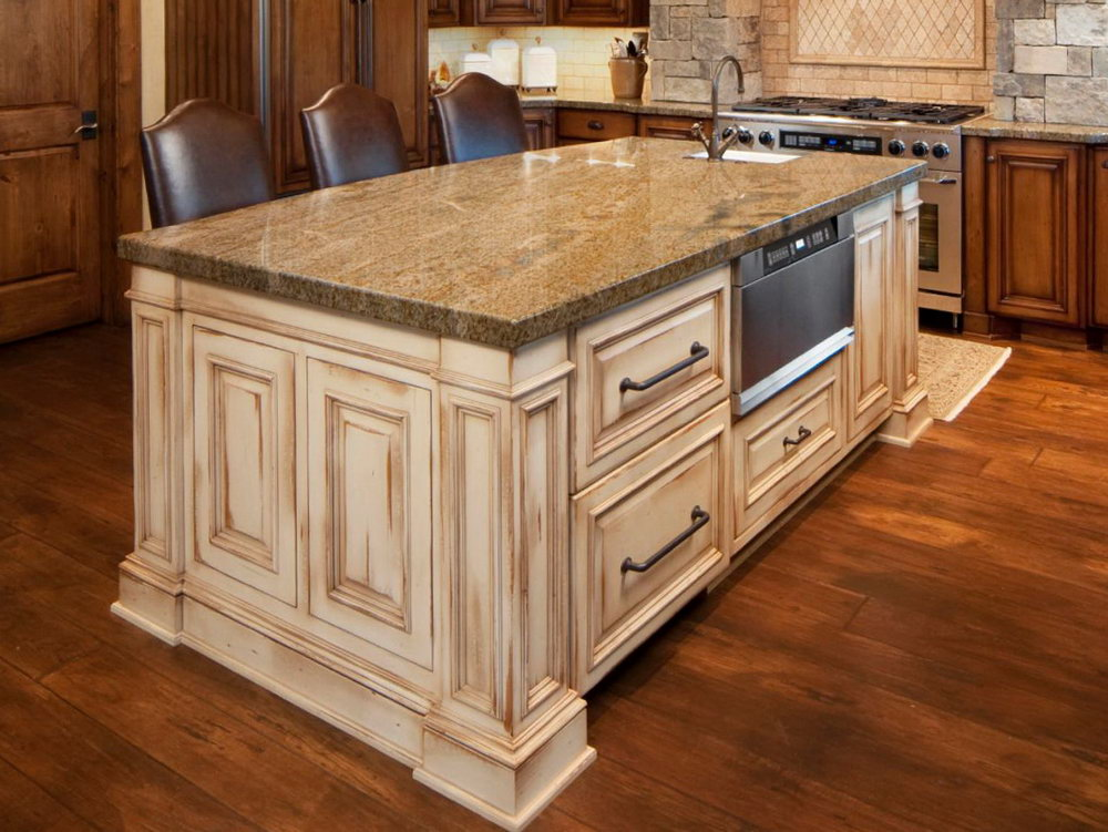 Kitchen Cabinets Islands Ideas