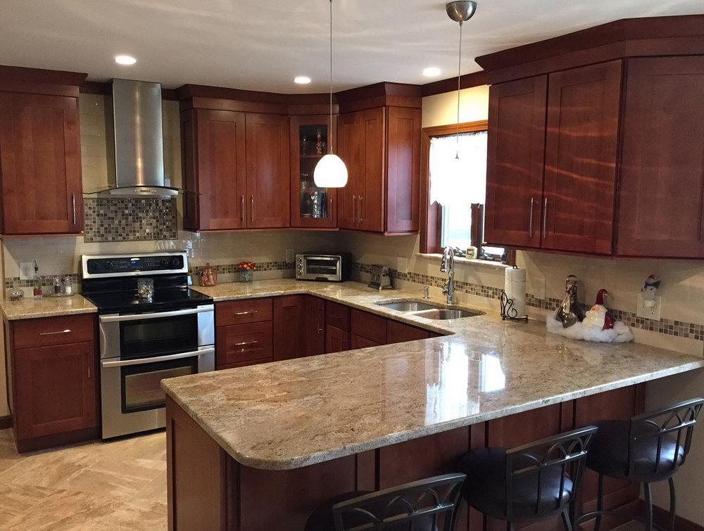 Kitchen Cabinets Richmond Indiana